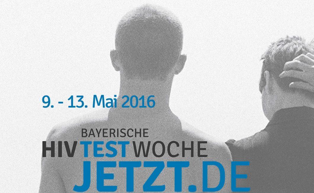 MitSicherheitBesser-MSB-TestJetzt-2016-Poster zeigt zwei androgyne anmutende menschen von hinten