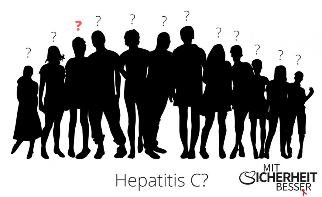 Schutz vor Hepatitis C? Mit Sicherheit besser!
