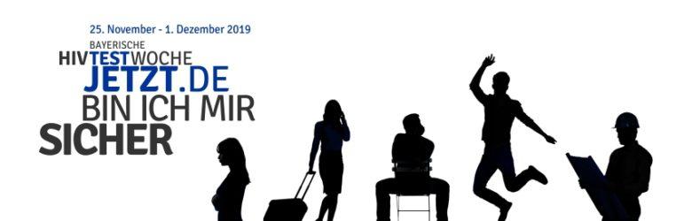 HIV-Testwoche 2019 vom 25.11. - 01.12.2019